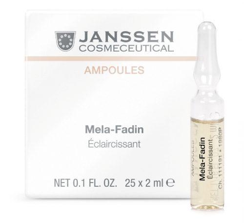 Skin whitening Janssen Cosmetics