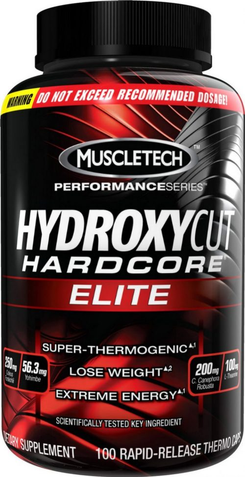 Hydroxycut supplements for weight loss and muscle gain