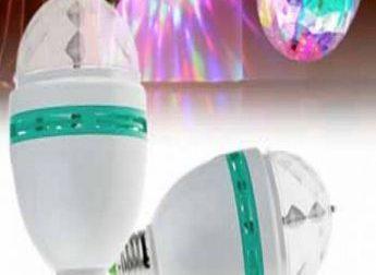 LED Full Color Rotating Lamp 03412000500