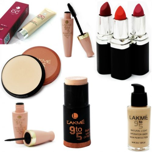lakme makeup kit for oily skin