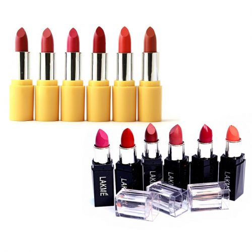 lakme lipsticks colour