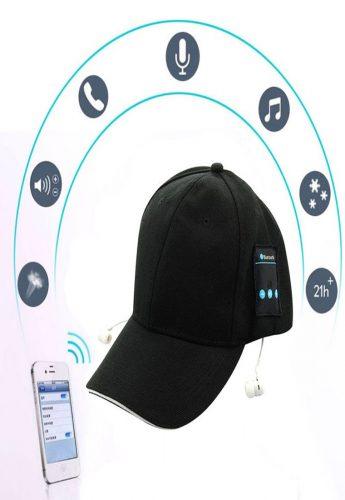 bluetooth cap