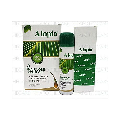 alopecia hair loss treatment