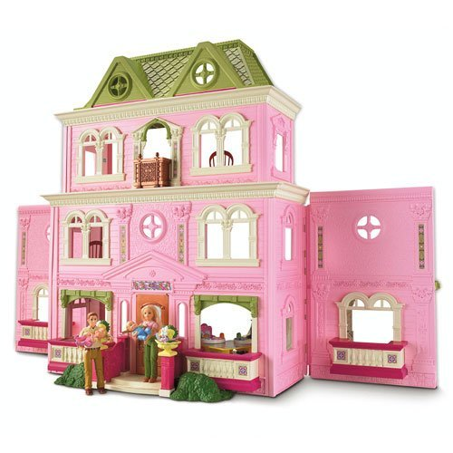 doll house play kit to built house sale online