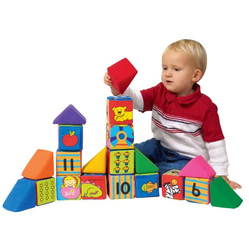 big building blocks