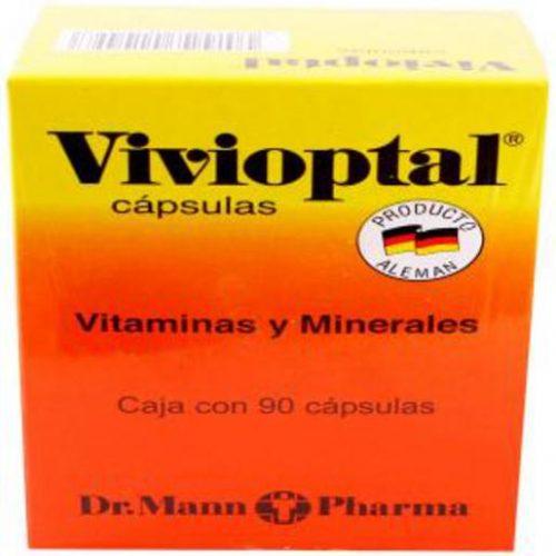 Vivioptal Capsules Original German Capsule