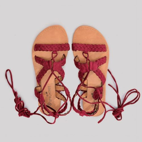 genuine leather sandals for sale 50% discount now
