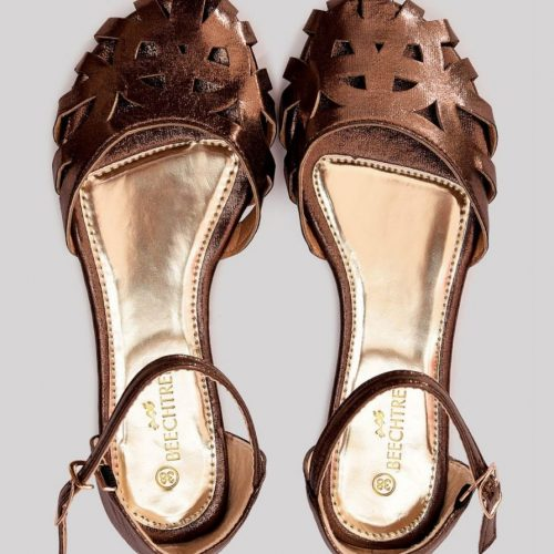 Metallic Sandals in Pakistan
