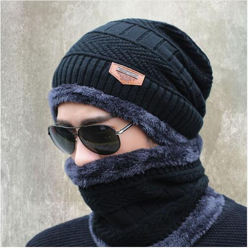 6b5a84b0 Winter woolen neck protection cap and hijab for women in latest ...