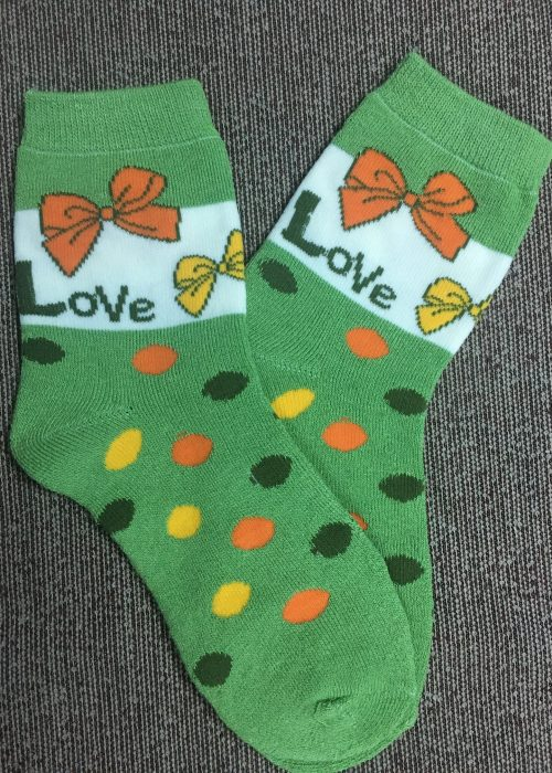 LOVE Green Socks buy 2 get 1 Free Offers & Promotion