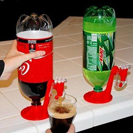 coca cola dispenser