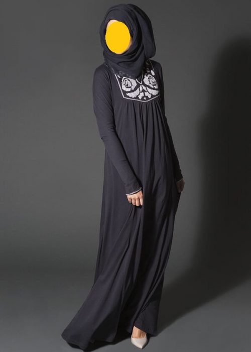 Beautiful Abaya full sleeve stylish in Pakistan