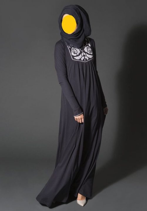 Beautifull Abaya full sleeve Stylish in Pakistan