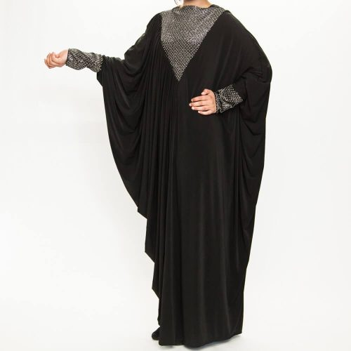 ladies-butterfly-jilbab-abaya-black