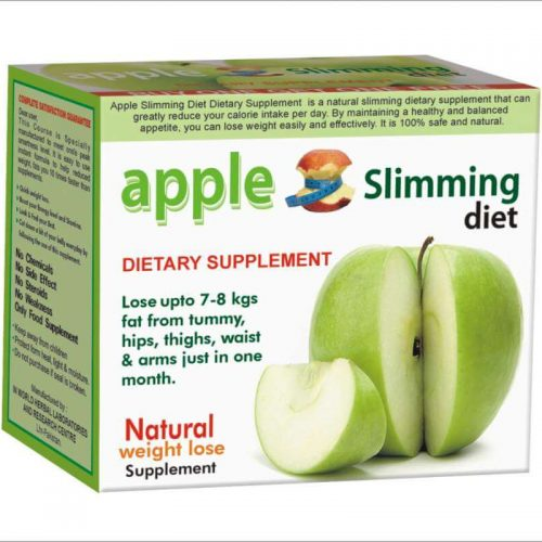 apple slimming weight loss diet fruit juice in pakistan