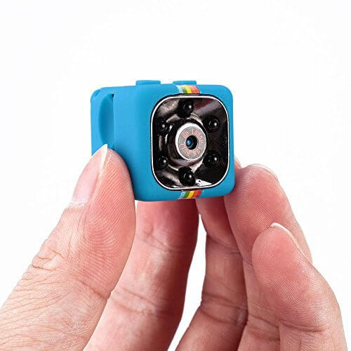 Ultra Mini spy small hidden video camera with night vision HD in Pakistan