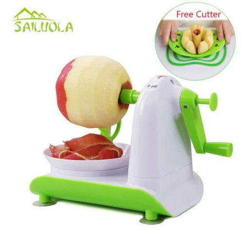 fruits apple peeler slicer cutter machine in Pakistan