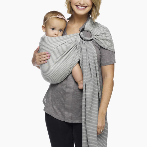 Ring Sling Baby Carrier