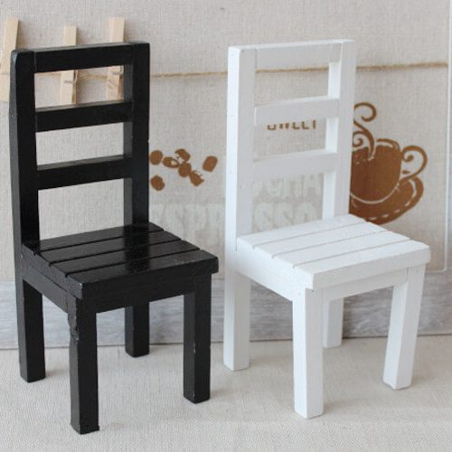 black & white children chair pair for home or school in Pakistan