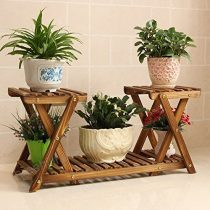 indoor plant stand for multiple plants