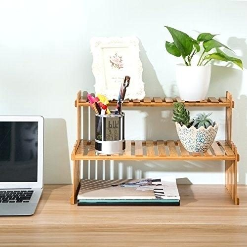 tabletop plant stand