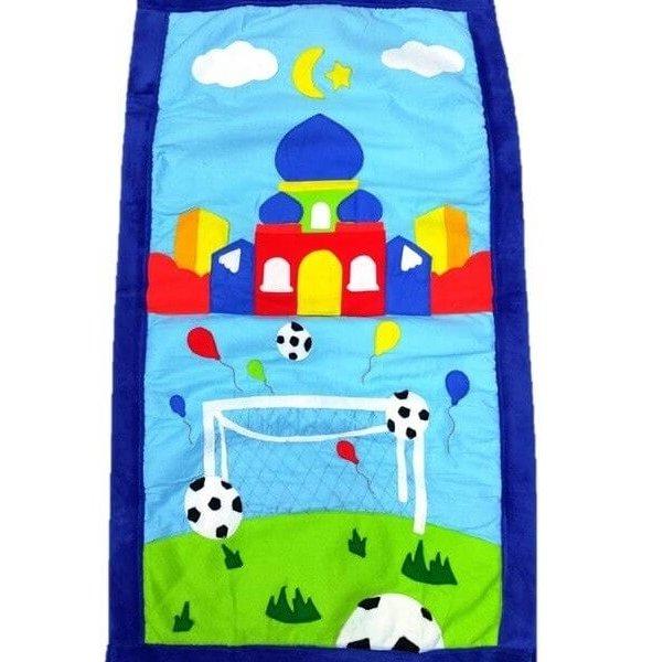 prayer mat for kids stylish design in Pakistan