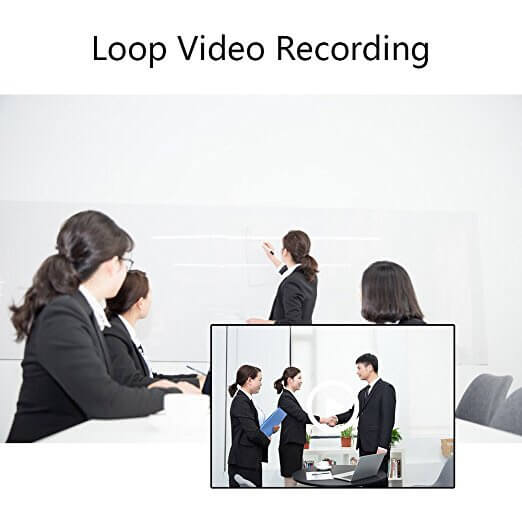 hidden video recording camera