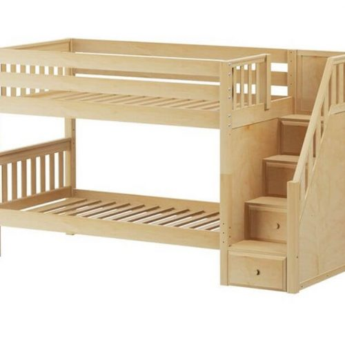 double story kids bed