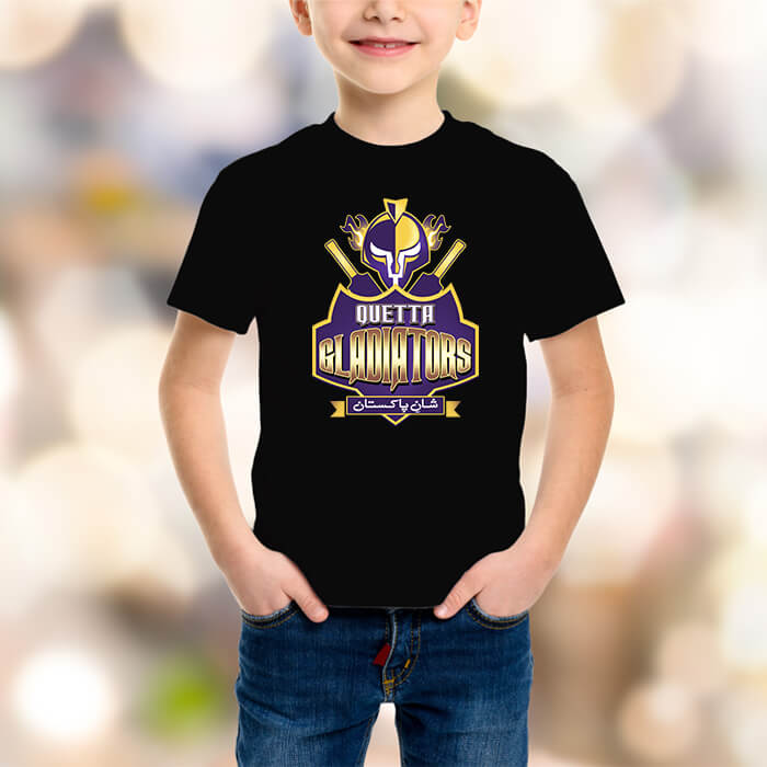 quetta gladiators psl t-shirt price in pakistan in different color available