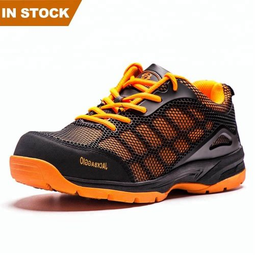 Stylish and casual safety shoes with steel toe and plate in Pakistan