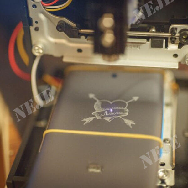 Laser Engraver Small Size NEJE in Pakistan