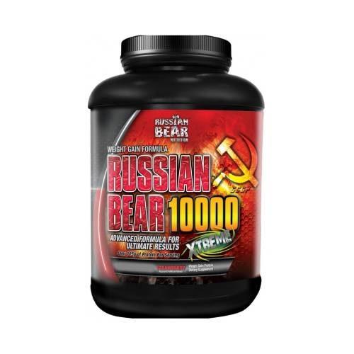 Russian Bear 10000 for muscular body results guaranteed