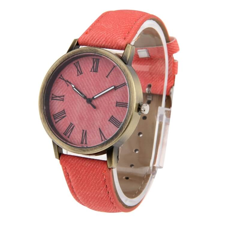 Digital Display Women & Men Quartz Watch Leather Band in Pakistan