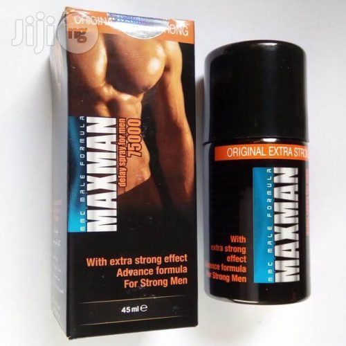 Top maxman delay spray #1 for best ejaculation in Pakistan