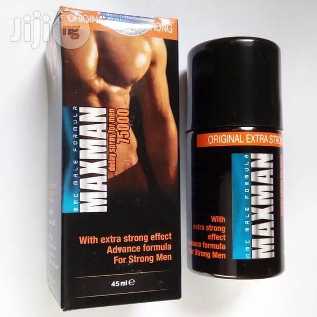Top maxman delay spray #1 for best ejaculation in Pakistan