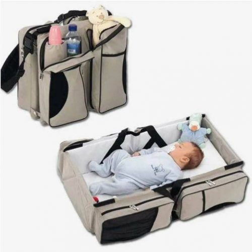 Multi Purpose baby bag for Travel mother and parents in Pakistan