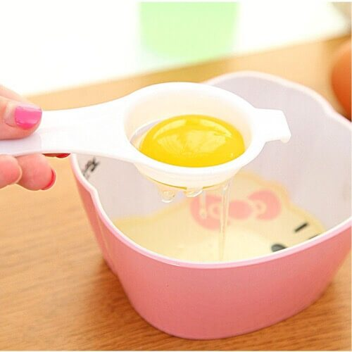 egg separated white and yolk kitchen tool in Pakistan