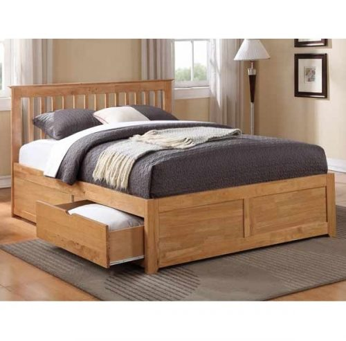 double bed designs with high back under draws in pakistan
