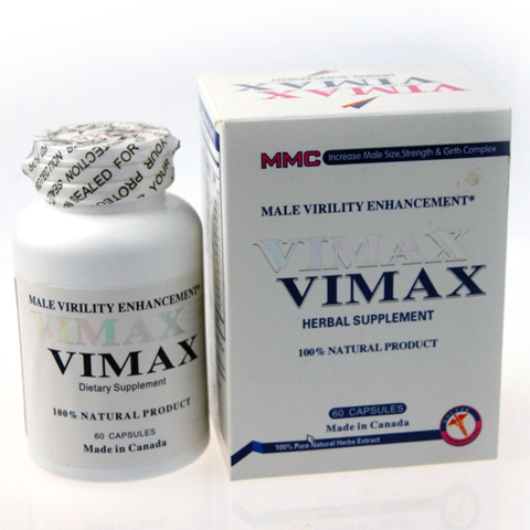 VIMAX HERBAL SUPPLEMENT