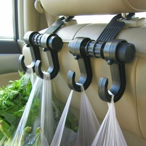 car Seat hanger hook holder for bags and purse in Pakistan