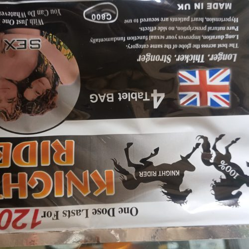 Knight Rider Sex Pills in pakistan