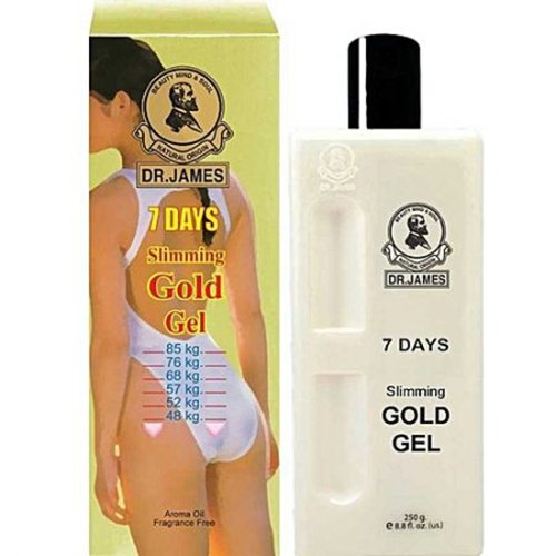 7 days slimming gel
