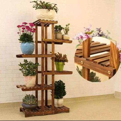 Plant stands for home garden in pakistan