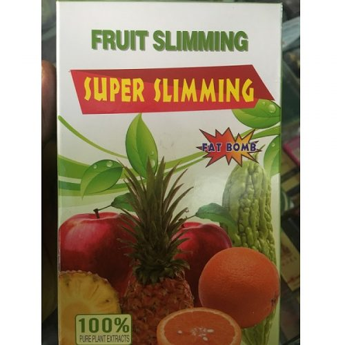super slimming fruit diet natural herbal