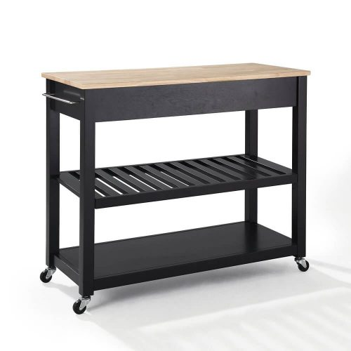 Kitchen multi storage trolley design in Pakistan