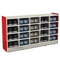 MDF Shoe Rack with more storage capacity in Pakistan