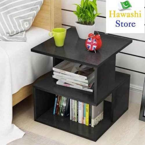 Bedroom Side Table Library design in Pakistan