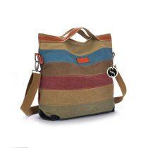 Ladies Retro Style Canvas Shoulder Bag