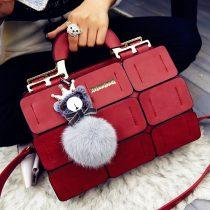 Luxury Designer Patchwork Tote Shoulder Bag