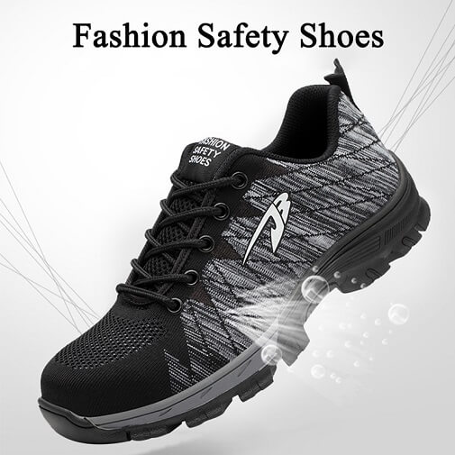 professional safety shoes for workplace